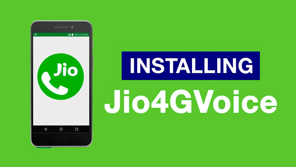 ▷ JIO 4G Voice App Download 【2019】