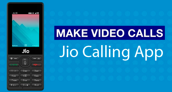 jio free video calling app